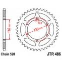 Звезда задняя JT JTR798.47