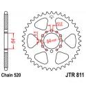 Звезда задняя JT JTR811.45