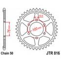 Звезда задняя JT JTR816.45