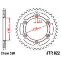 Звезда задняя JT JTR822.45