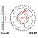 Звезда задняя JT JTR838.43
