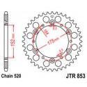 Звезда задняя JT JTR853.44