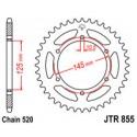Звезда задняя JT JTR855.46