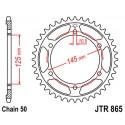 Звезда задняя JT JTR865.39