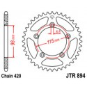Звезда задняя JT JTR894.46