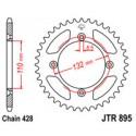 Звезда задняя JT JTR895.46
