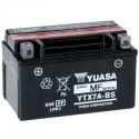 Аккумулятор гелевый YUASA YTX7A-BS