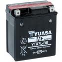 Аккумулятор гелевый YUASA YTX7L-BS