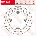 Тормозные диски LUCAS MST245