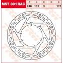 Тормозные диски LUCAS MST301RAC
