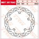 Тормозные диски LUCAS MST357RAC