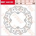 Тормозные диски LUCAS MST442EC