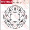 Тормозные диски LUCAS MSW113RAC