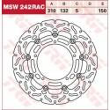 Тормозные диски LUCAS MSW242RAC