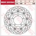 Тормозные диски LUCAS MSW255RAC