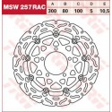 Тормозные диски LUCAS MSW257RAC