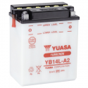 Аккумулятор сухозаряженный YUASA YB14L-A2
