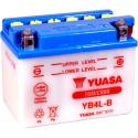 Аккумулятор сухозаряженный YUASA YB4L-B