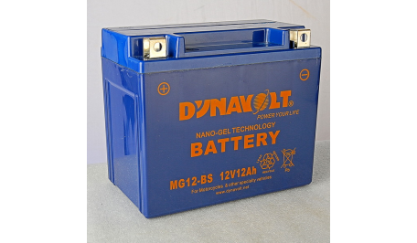 DYNAVOLT MG12-BS