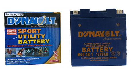 DYNAVOLT MG9-4B1