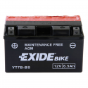 EXIDE YT7B-BS-( ET7B-BS ) Аккумулятор гелевый