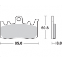 Тормозные колодки для мотоциклов BRAKING BR 960CM55