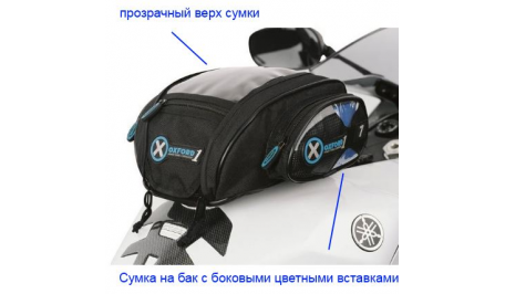 Сумка на бак Oxford Mini Tankbag