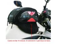 Сумка на бак Oxford Magnetik Tankbag OL431