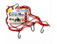 Сетка багажная Oxford Cargo Net -  Oxford OF128 красная