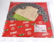 Тормозные диски  LUCAS MST201