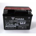 Аккумулятор гелевый YUASA YTX4L-BS
