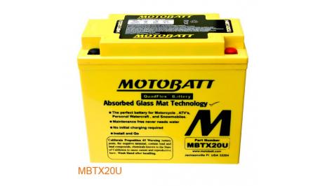 аккумулятор MBTX20U