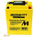 Аккумулятор гелевый Motobatt MB MB12U