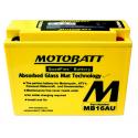 Аккумулятор гелевый Motobatt MB MB16AU
