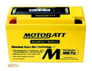 Motobatt MB MB7U