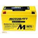 Аккумулятор гелевый Motobatt MB MB7U