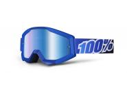 Мото очки 100% STRATA Moto Goggle Blue Lagoon - Синий