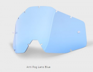 Линза к очкам 100% RACECRAFT/ACCURI/STRATA Replacement Lens Anti Fog - Blue