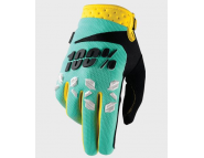 Перчатки для мотокросса Ride 100% AIRMATIC Glove - Mint