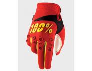 Перчатки для мотокросса Ride 100% AIRMATIC Glove - Red