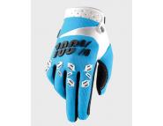 Перчатки для мотокросса Ride 100% AIRMATIC Glove - Blue
