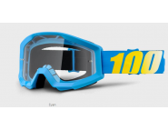 Мото очки 100% STRATA Goggle Cyan Blue
