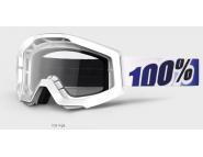 Мото очки 100% STRATA Goggle Ice Age