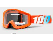 Мото очки 100% STRATA Goggle Orange