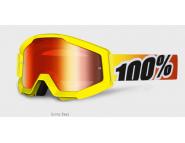 Мото очки 100% STRATA Goggle Sunny Days - Red