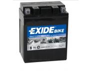 Мото аккумулятор EXIDE SLA12-14 -(AGM12-14)