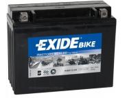 Мото аккумулятор EXIDE SLA12-23-(AGM12-23)