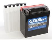 Аккумулятор гелевый EXIDE YTX16-BS-(ETX16-BS)