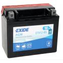 Аккумулятор гелевый EXIDE YTX12-BS-(ETX12-BS)