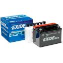 Аккумулятор гелевый EXIDE YTX9-BS-(ETX9-BS)